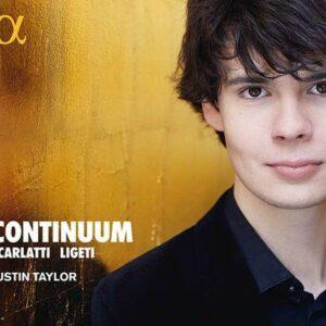 Continuum - Justin Taylor