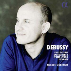 Debussy: L'Isle Joyeuse, Images Livre I, Etudes Livre II, Estampes - Nelson Goerner