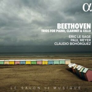 Beethoven: Trio For Piano, Clarinet And Cello Opp.11 & 38 - Eric Le Sage