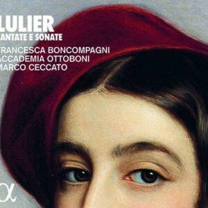 Giovanni Lorenzo Lulier: Cantate E Sonate - Francesca Boncompagni