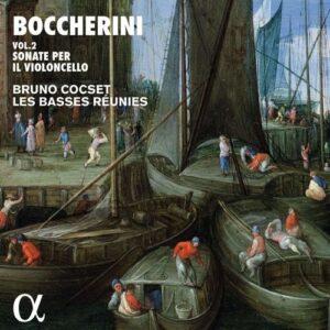 Boccherini: Sonatas Per Il Violoncello Vol.2 - Bruno Cocset
