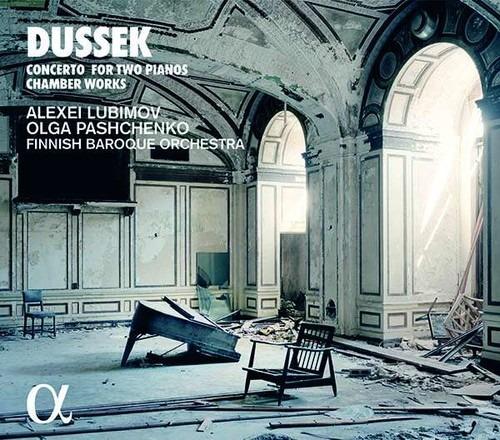 Dussek: Concerto For Two Pianos - Alexei Lubimov