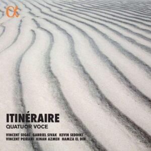Itineraire - Quatuor Voce