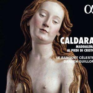 Caldara: Maddalena Ai Piedi Di Cristo - Damien Guillon