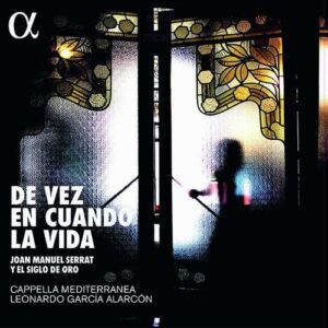 De Vez En Cuando La Vida (Vinyl) - Leonardo Garcia Alarcon