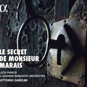 Marin Marais: Le Secret De Monsieur Marais - Vittorio Ghielmi