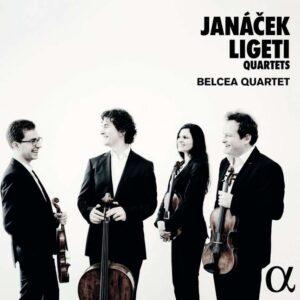 Janacek / Ligeti: String Quartets - Belcea Quartet