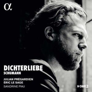 Robert Schumann: Dichterliebe - Julian Prégardien