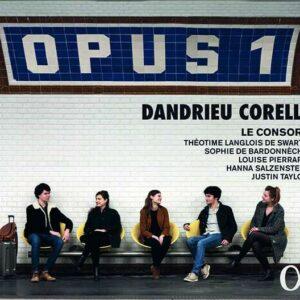Dandrieu: Triosonates op.1 - Le Consort