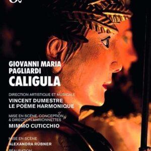 Giovanni Maria Pagliardi: Caligula - Vincent Dumestre