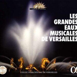 Les Grandes Eaux Musicales De Versailles 2017