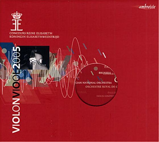 Violin 2005 - Queen Elisabeth Competition
