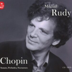 Chopin: Sonate, Preludes, Nocturnes - Mikhail Rudy