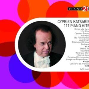 Schumann / Händel / Schubert / Wagner / Rachmaninoff / Bach: Hundred And Eleven Piano Hits - Katsaris