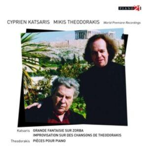 Theodorakis: Pièces pour Piano - Cyprien Katsaris