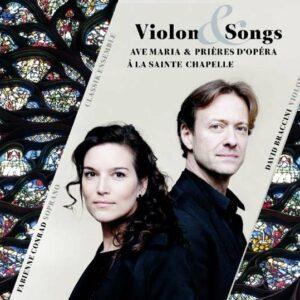 Violon & Songs: Ave Maria & Prieres - Conrad