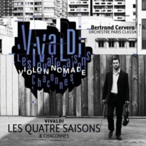 Violon Nomade - Bertrand Cervera