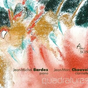 Quadratures - Jean-Marc Chouvel