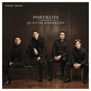 Portraits - Quatuor Modigliani