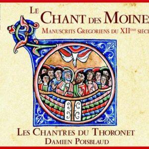 Manuscrits Gregoriens Du Xiie Siecl: Le Chant Des Moines - Poisblaud