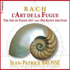 J.S. Bach: L'Art De La Fugue - Jean Patrick Brosse