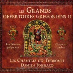 Gregorian Psalms: Les Grands Offertoires Gregoriens I - Les Chantres Du Thoronet