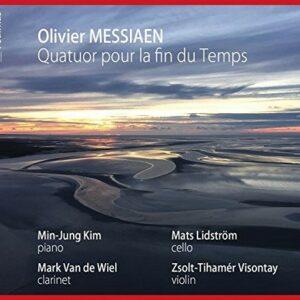 Messiaen: Quatuor Pour La Fin Du Temps - Mats Lidström