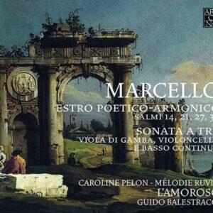 Marcello: Estro Poetico-Armonico -  Caroline Pelon