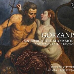 Giacomo Gorzanis: Napolitane, Balli e Fantasie - Pino De Vittorio