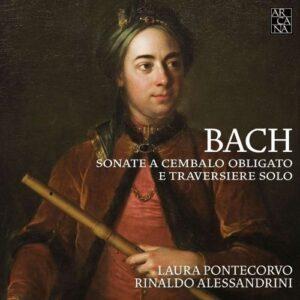 Bach: Sonate A Cembalo Obligato E Traversiere Solo - Rinaldo Alessandrini