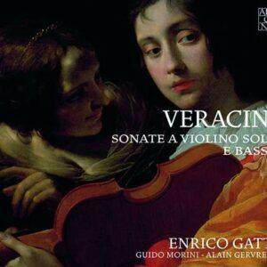 Veracini: Sonate A Violino Solo E Basso - Encrico Gatti