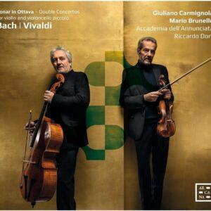 Bach & Vivaldi: Sonar In Ottava, Double Concertos - Giuliano Carmignola