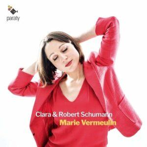 Clara & Robert Schumann - Marie Vermeulin