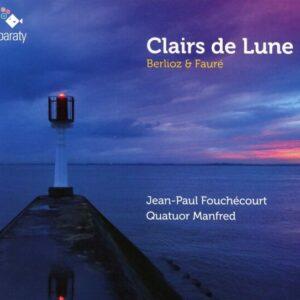 Clairs De Lune - Quatuor Manfred