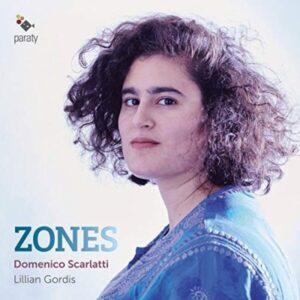 Domenico Scarlatti: Zones - Lillian Gordis
