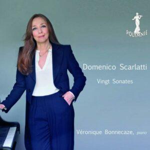 Scarlatti D. : Vingt Sonates pour piano. Bonnecaze.