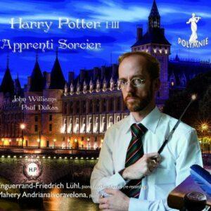 Williams, Dukas : Harry Potter - L'Apprenti sorcier (transcriptions pour 2 piano). Lühl, Andrianaivoravelona.