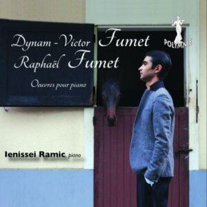 D-V. Fumet, R. Fumet : Œuvres pour piano. Ramic.