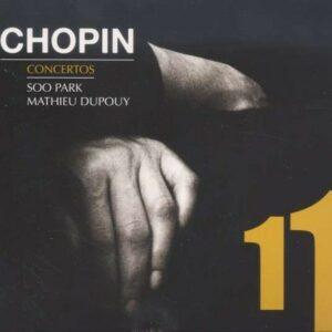 Chopin: Piano Concertos Op. 21 & 11 - Soo Park