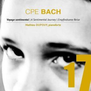 Bach: Voyage Sentimental - Mathieu Dupouy