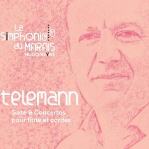 Telemann: Concertos & Suite Pour Flute - La Simphonie Du Marais