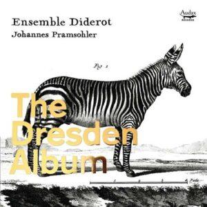 The Dresden Album Trio Sonatas - Ensemble Diderot