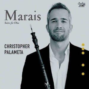 Marin Marais: Suites For Oboe - Palameta Christopher