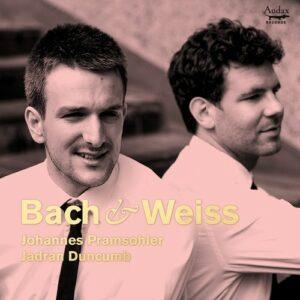 Weiss / Bach: Suites & Partita II - Johannes Pramsohler