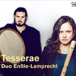 Tesserae, Medieval Music For Recorder & Percussion - Duo Enssle-Lamprecht