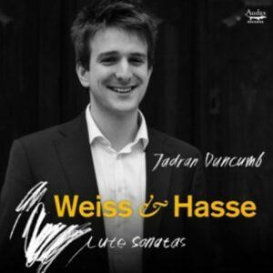 Hasse / Weiss: Lute Sonatas - Jadran Duncumb