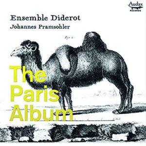 The Paris Album - Ensemble Diderot