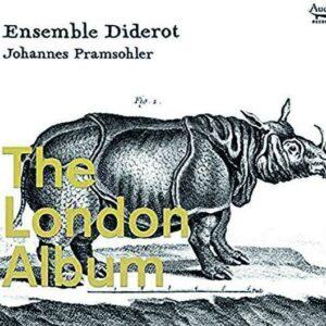 The London Album - Ensemble Diderot