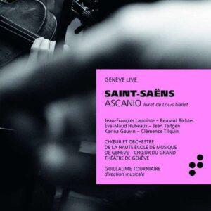 Saint-Saens: Ascanio - Jean-Francois Lapointe