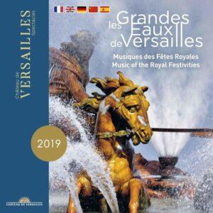 Les Grandes Eaux De Versailles 2019